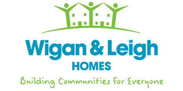 Logo for Wigan and Leigh Homes