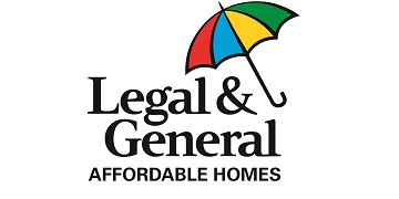 Logo for Legal & General Affordable Homes